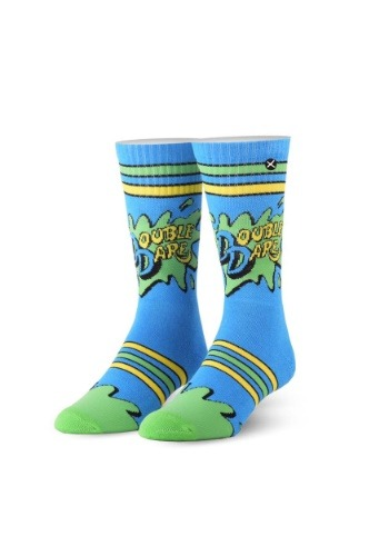 Odd Sox Double Dare Adult Knit Socks