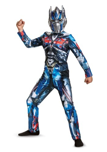 Transformers 5 Optimus Prime Child Classic Costume