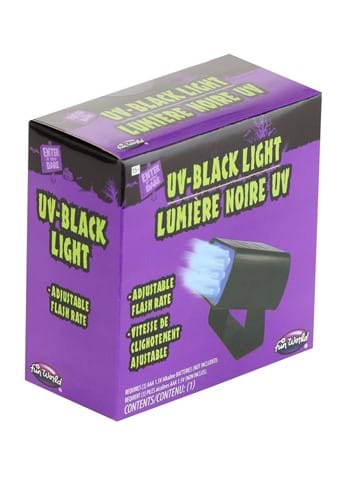 Halloween Intense Black Light Decor