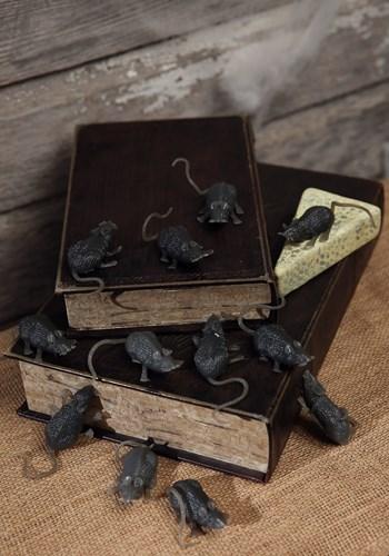 Halloween Bag of Mice Decorations Update 1