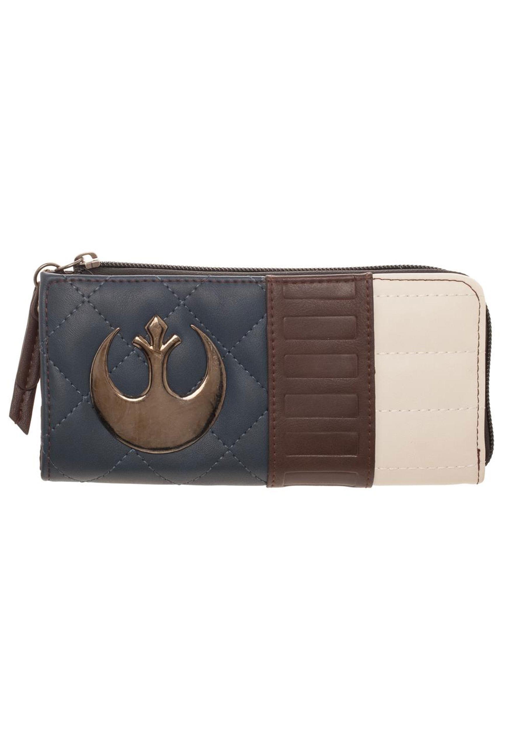 Star Wars Han Solo Zip Wallet-9861