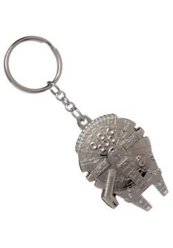 Star Wars Millennium Falcon Keychain1