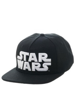 Star Wars Fiber Optic Logo Snapback Hat1
