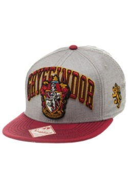 Harry Potter Gryffindor Snapback Hat1