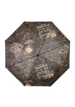 Harry Potter I Solemnly Swear Marauder's Map Umbrella