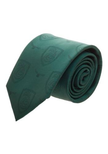Harry Potter Slytherin Monochromatic Necktie1
