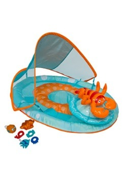 Lobster Baby Activity Center with Canopy