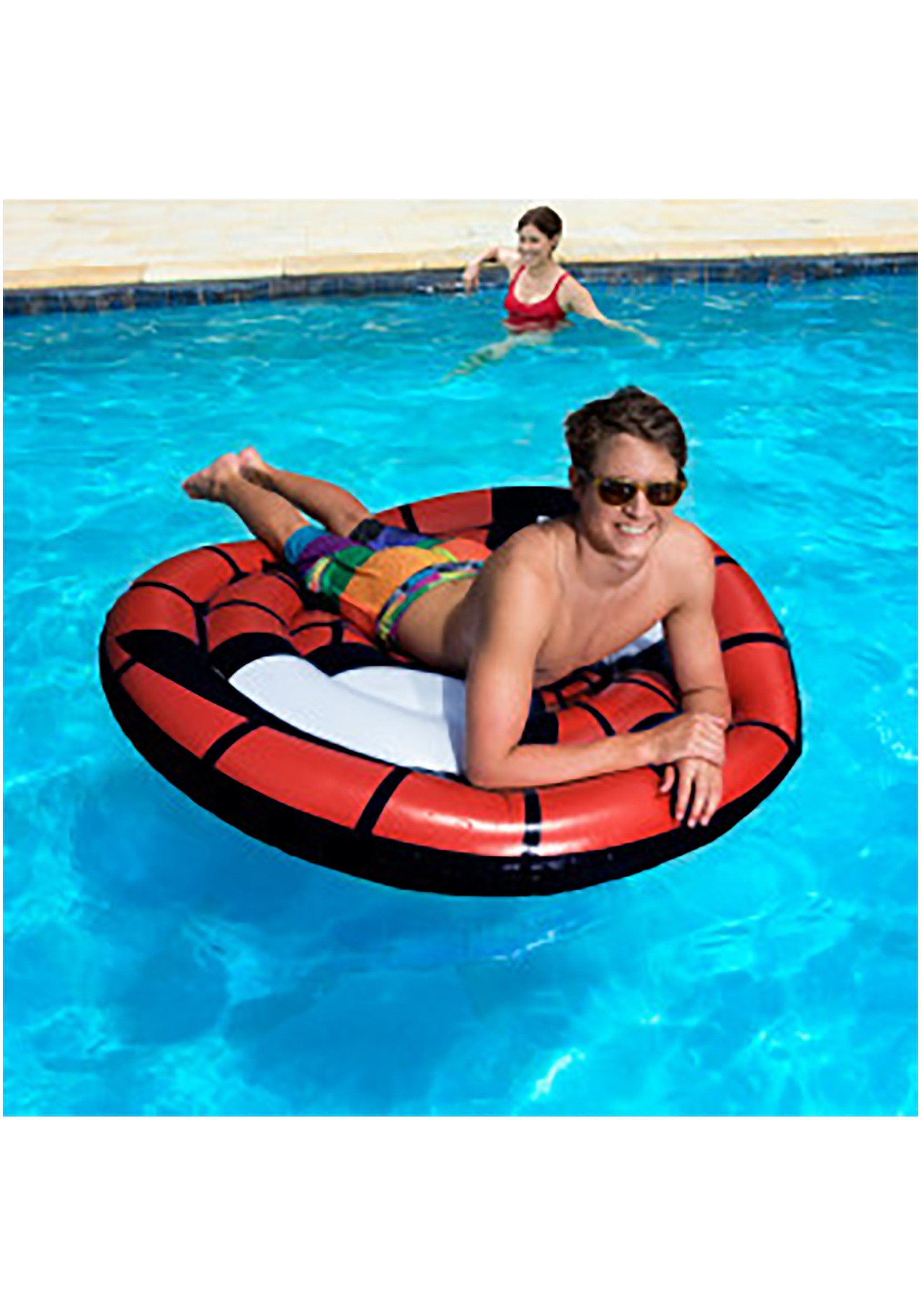 Spiderman Oversized Beach Inflatable From Marvel