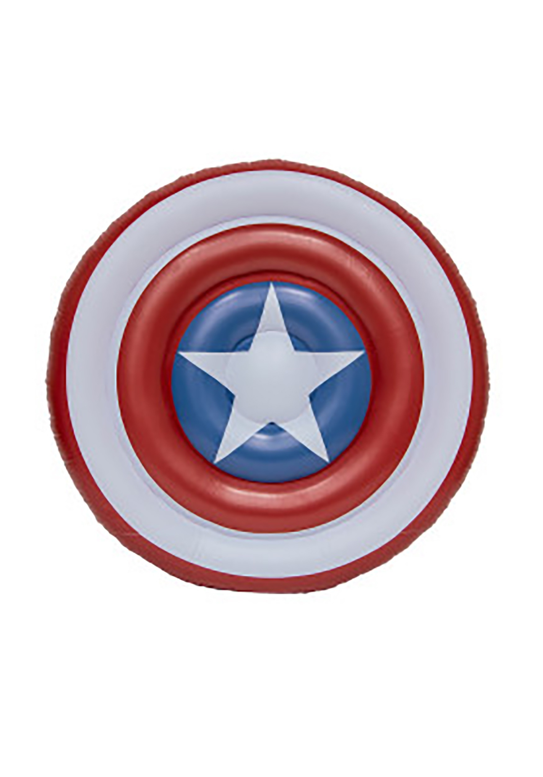 Captain America Shield Inflatable Pool Float From Marvel