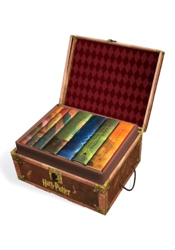 Harry Potter Hardcover Boxset Books 1-7
