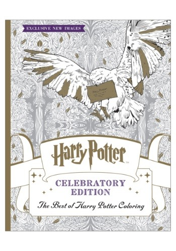 Harry Potter: The Best of Harry Potter Coloring Book