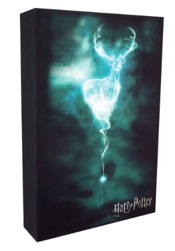 Harry Potter Patronus Luminart Wall Decor