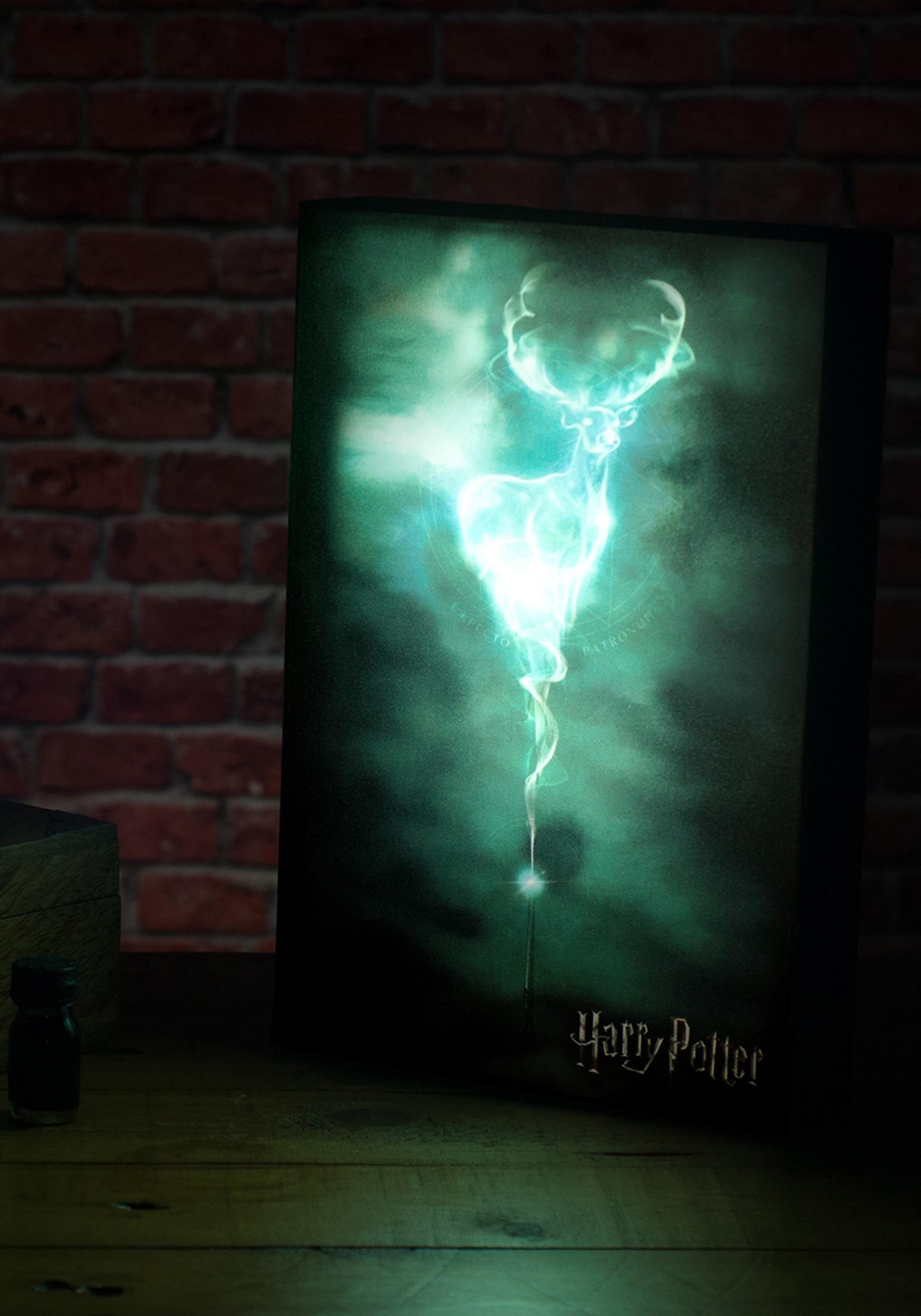 Harry Potter Patronus Luminart Wall Decoration