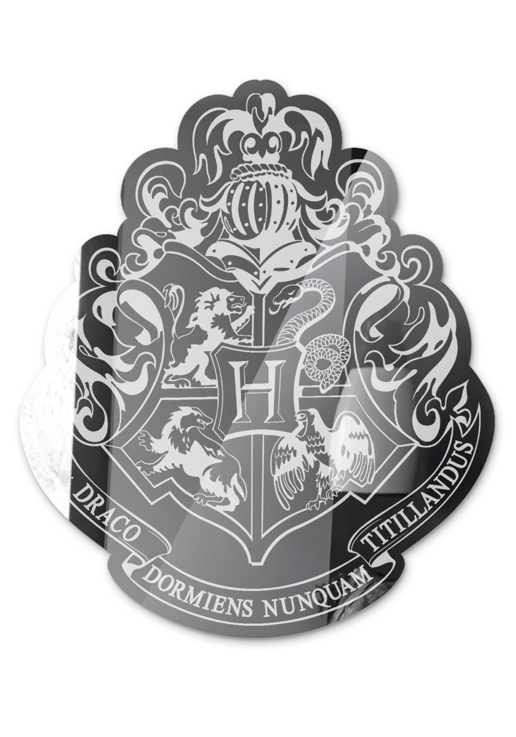 Hogwarts Crest Mirror Harry Potter