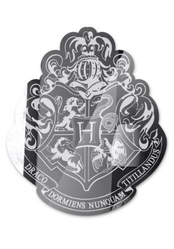 Hogwarts Crest Mirror