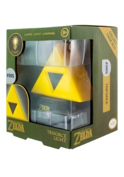 Zelda Tri-Force 3D Light alt 2