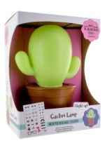 Cactus Lamp
