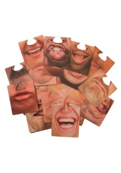 Party Face Coasters Version 2