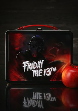 Friday the 13th Metal Lunchbox