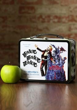 Beetlejuice Metal Lunchbox Update