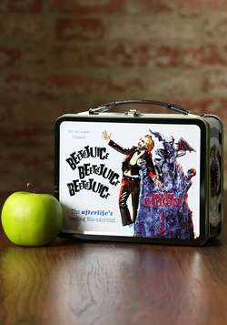 Beetlejuice Metal Lunchbox