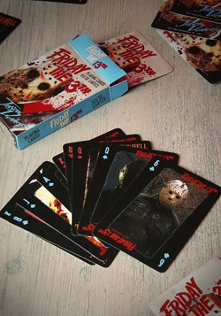 Friday the 13th Playing Card update