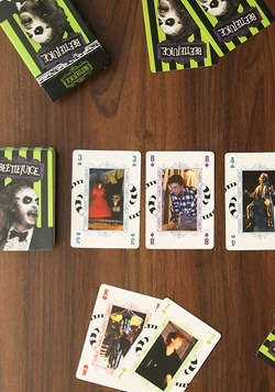 Beetlejuice Playing Card Set