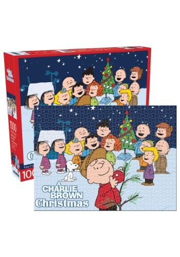 Peanuts- A Charlie Brown Christmas 1000 Piece Puzzle
