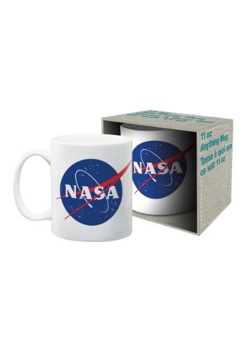 NASA- Modern Logo 11oz Mug