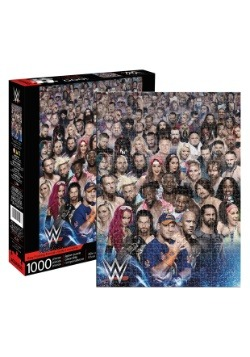 WWE Cast 1000 Piece Puzzle