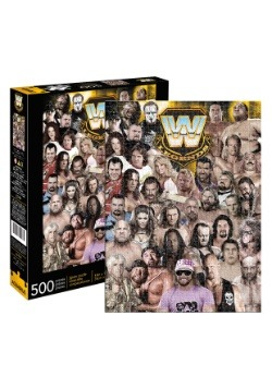 WWE Legends 500 Piece Puzzle