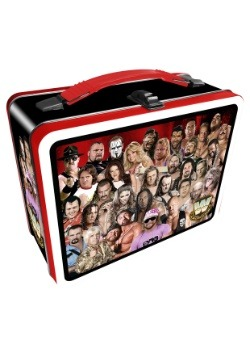 WWE Legends Metal Lunchbox
