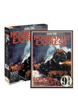 Harry Potter- Hogwarts Express 1000 Piece Puzzle