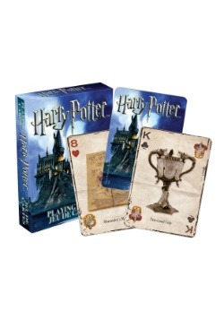 Harry Potter Icons Playing Cards
