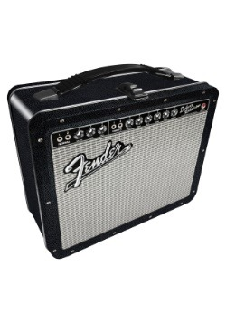 Fender Amp Metal Lunchbox