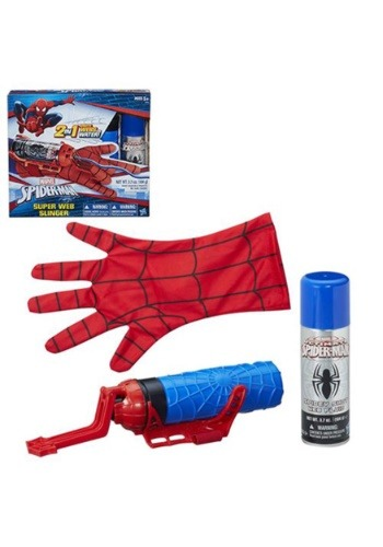 Marvel Spider-Man Super Web Slinger Blaster