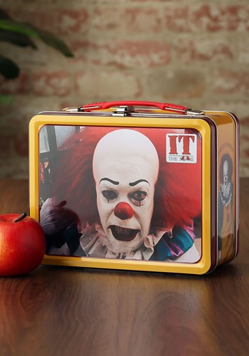 IT Pennywise Tin Tote