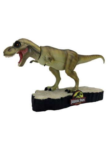 Jurassic Park T-Rex Encounter Premium Motion Statue