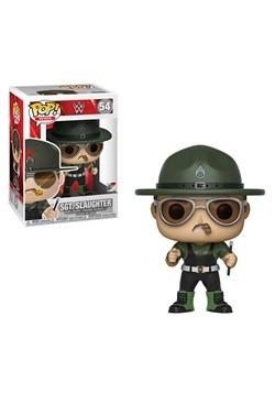 POP! WWE- Sgt. Slaughter Vinyl Figure