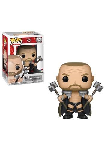 Pop! WWE- Triple H Skull King w/ Chase