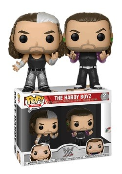 Pop! WWE- Hardy Boyz- 2 Pack