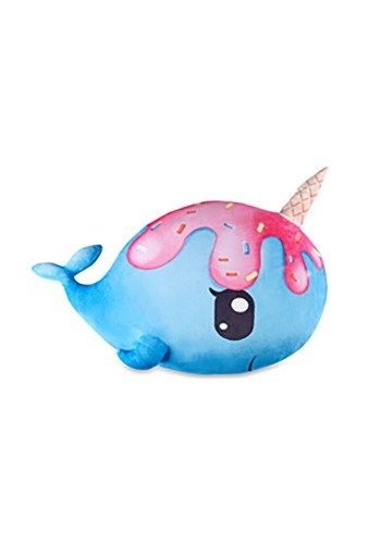 Squishy Squad Narwhal Pillow1