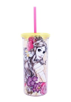Belle Sketch 20 oz Tall Travel Tumbler
