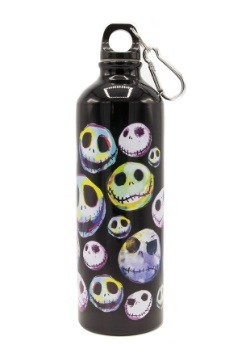 Nightmare Before Christmas Colorful 25 oz Aluminum Bottle