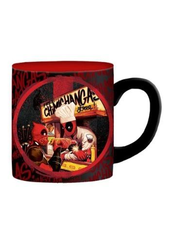 Deadpool 20 oz Jumbo Ceramic Mug