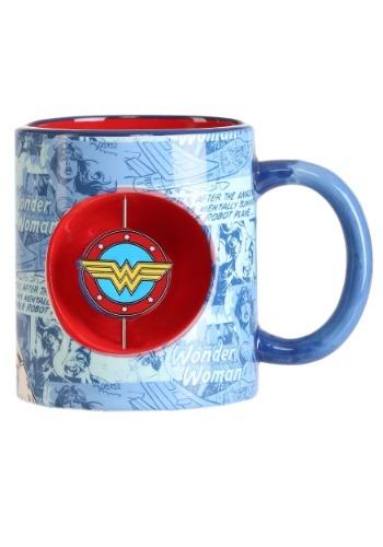 20 oz Wonder Woman Spinner Mug