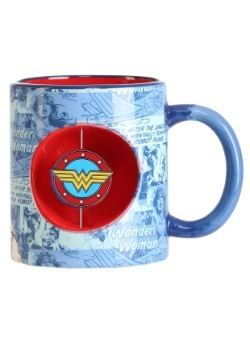 20 oz Wonder Woman Spinner Mug