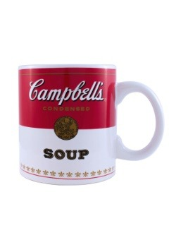 Campbell's Soup 20 oz Jumbo Ceramic Mug