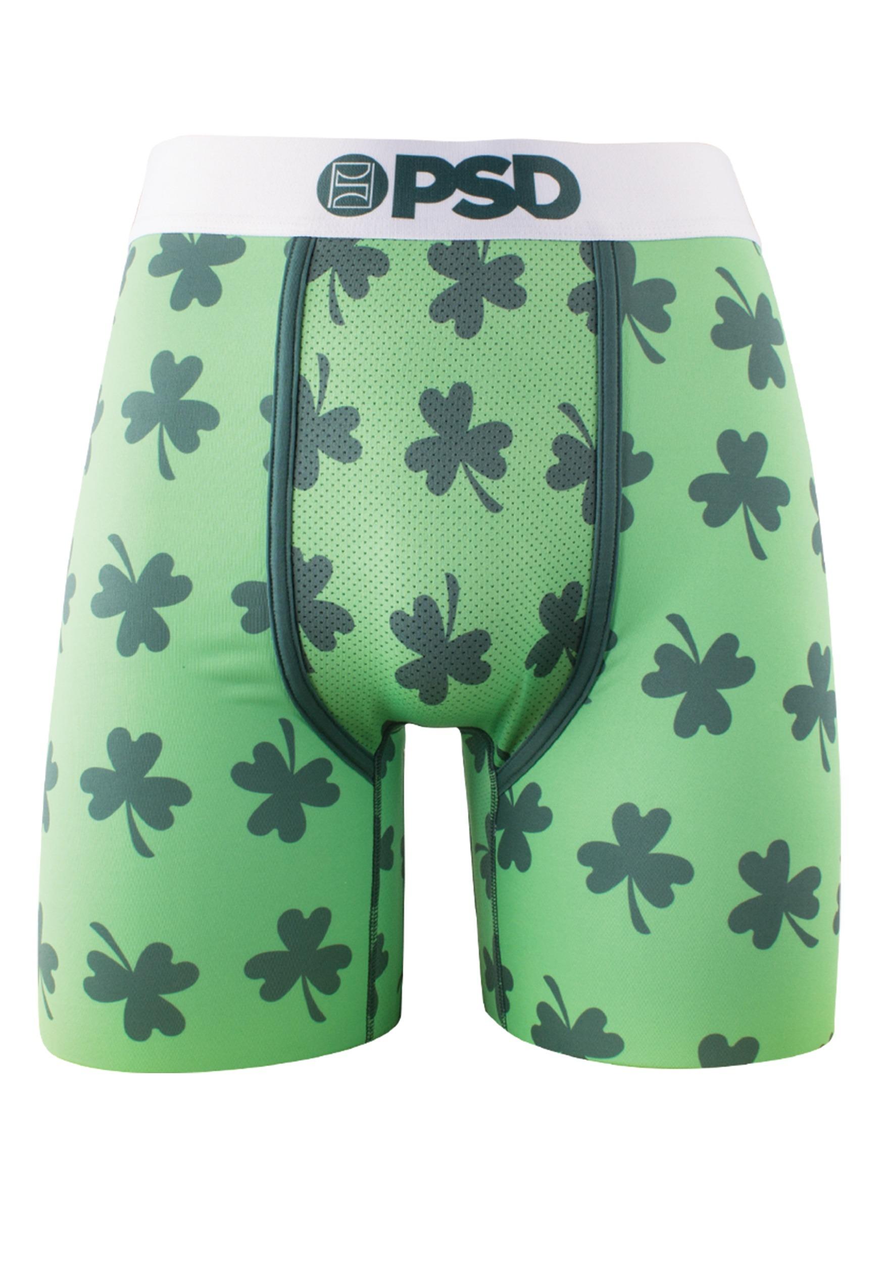Lucky Clover PSD Underwear Kyrie Irving