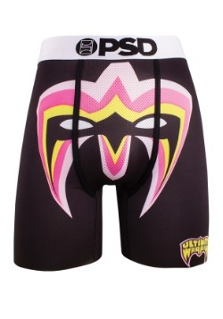 PSD Underwear- WWE Ultimate Warrior Men's Boxer Briefs